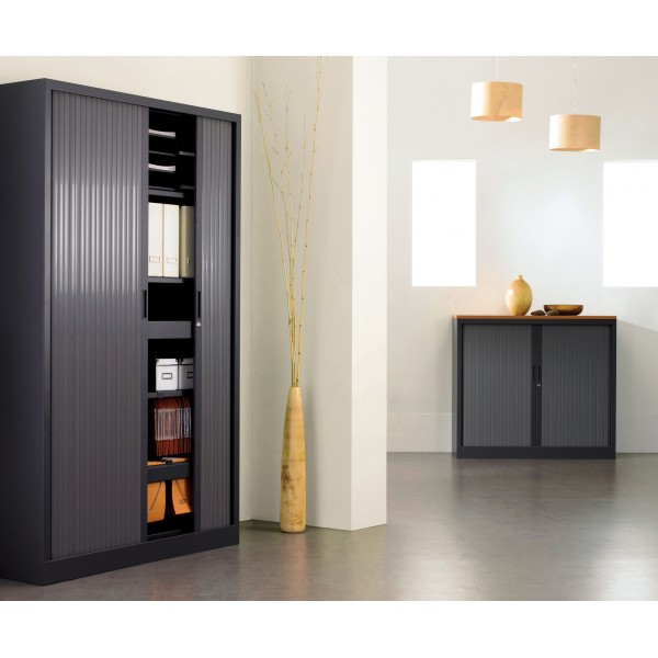 armoire de bureau eol hauteur 118. Black Bedroom Furniture Sets. Home Design Ideas