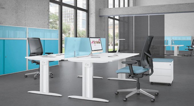 Mobilier de Bureau IDOL EOL Business