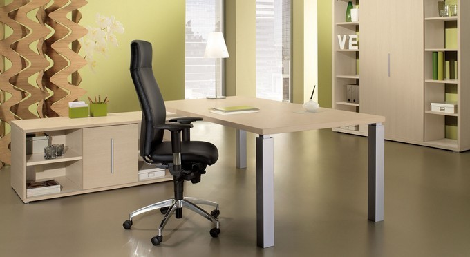 Mobilier de bureau direction design kyos for Mobilier de bureau professionnel design